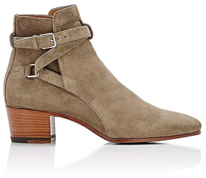 Saint Laurent Women's Blake Ankle Boots