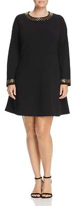 MICHAEL Michael Kors Metallic Stud Dress