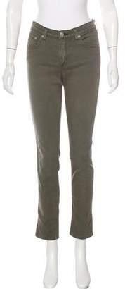 Rag & Bone Crop Skinny Jeans