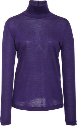 Akris Cashmere Silk Knit Shirt