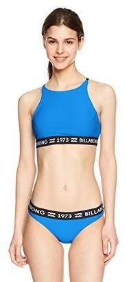 Billabong (ビラボン) - [ビラボン] [レディース] ビキニ (2WAY ストレッチ) AI013-823 / Swim WEAR/タンキニ セパレート 水着 BLU_ブルー 日本 L (日本サイズL相当)
