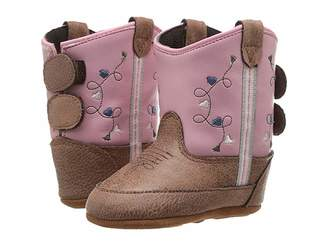 Old West Kids Boots Poppets (Infant/Toddler)