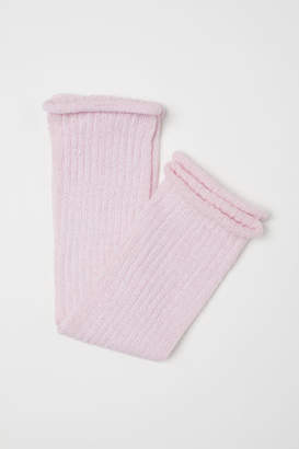 H&M Leg Warmers - Pink