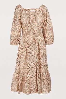 Lisa Marie Fernandez Laure dress