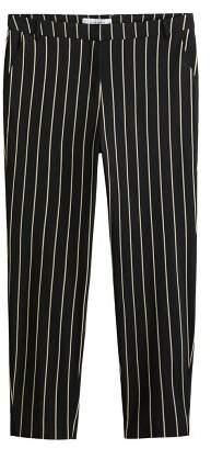 MANGO Violeta BY Cotton suit trousers