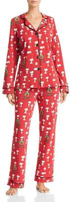 BedHead Printed Long Pajama Set