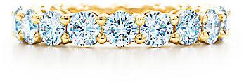 Tiffany & Co. Shared-setting Band Ring