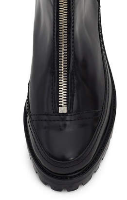 Nicole Saldaña Leather Chris Boot