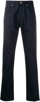 Salvatore Ferragamo straight leg trousers