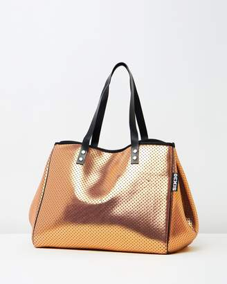 Luxe Neoprene Tote Bag