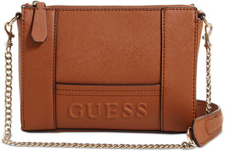 Guess Kamryn Small Crossbody $68 thestylecure.com