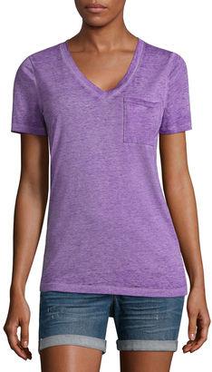 ARIZONA Arizona Burnout T-Shirt- Juniors $14 thestylecure.com
