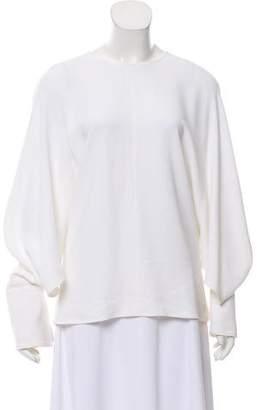 Stella McCartney Cady Dolman Sleeve Blouse