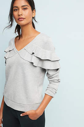 DH New York Aimee Ruffled Pullover