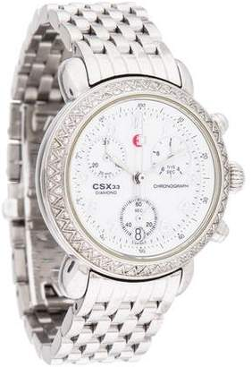 Michele CSX33 Watch