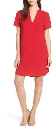 Lush Hailey Crepe Dress