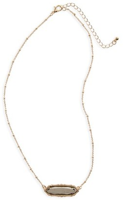 Women's Bp. Stone Charm Necklace $12 thestylecure.com