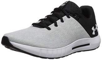 Under Armour Women's Micro G Pursuit Running Shoe White/Black