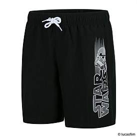 "Speedo Trooper Logo Graphic Leisure 15"" Watershort"
