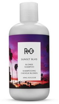 R+Co SUNSET BLVD Blonde Shampoo/8.5 oz. $29 thestylecure.com