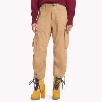 Tommy Hilfiger High Rise Cargo Trousers