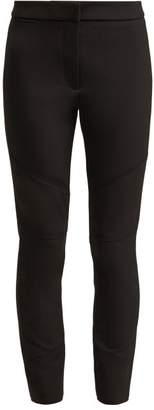 Proenza Schouler Skinny Cropped Trousers - Womens - Black