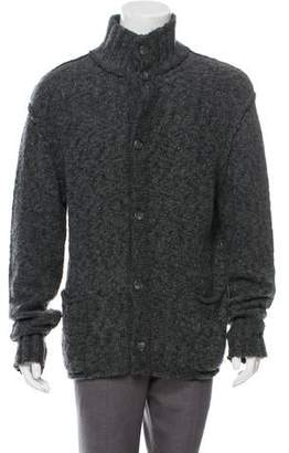 James Perse Wool Blend Cardigan