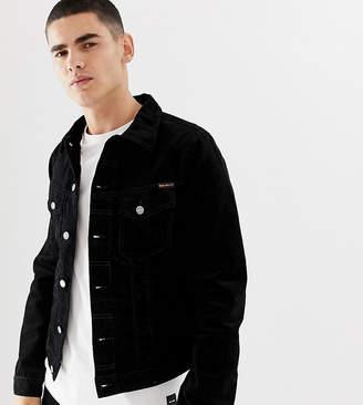 Nudie Jeans Billy Jacket Black Cord