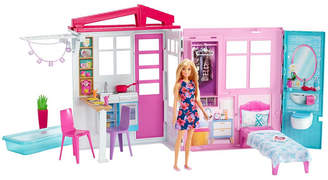 Barbie Doll, House, Furniture and Accessories
