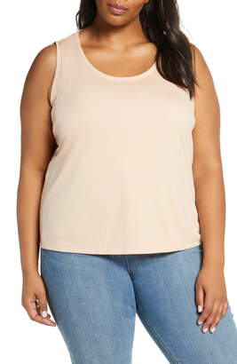 Eileen Fisher Scooped Neck Tank