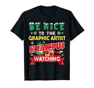 Funny Graphic Artist Tshirt Xmas Gift
