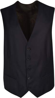 Tonello Front Pockets Vest