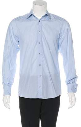 Gucci Fitted Dress Shirt