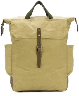 Ally Capellino Ashley waxed backpack