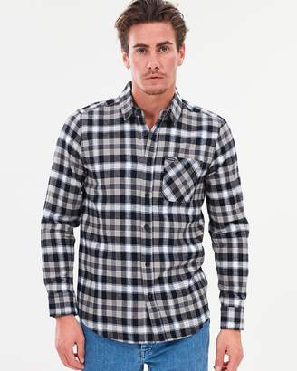 Volcom Caden Plaid Long Sleeve Shirt