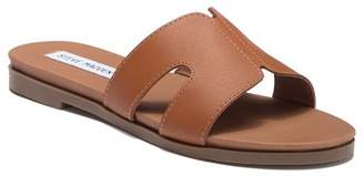 Steve Madden Hoku Leather Slide Sandal