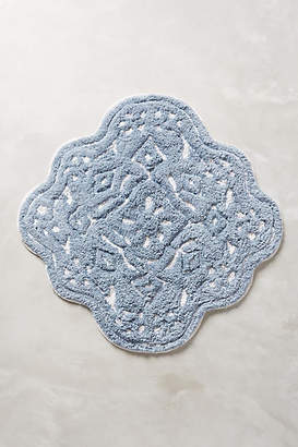 Anthropologie Mosaic Tile Bath Mat