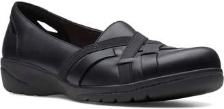 Clarks Collection By Cheyn Creek Classic Leather Loafers