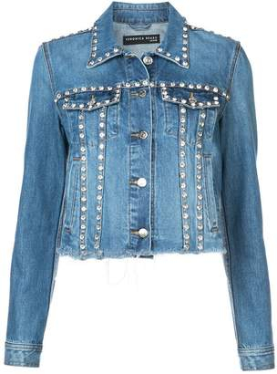 Veronica Beard embellished denim jacket