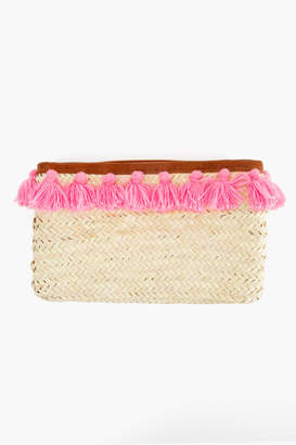 French Baskets Genevieve Clutch