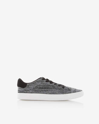 Express Marled Knit Sneakers