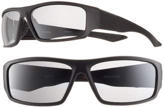 Dockers Men's Polarized Wrap Sunglasses