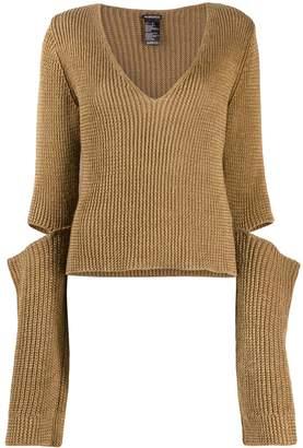 Ann Demeulemeester knitted top