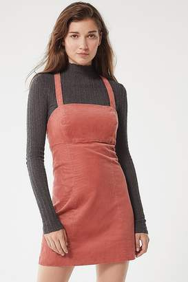 Urban Outfitters Torin Empire-Waist Corduroy Dress