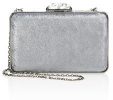 Judith Leiber Etoile Velvet Box Clutch $2,195 thestylecure.com