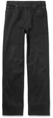 Calvin Klein Wide-Leg Denim Jeans