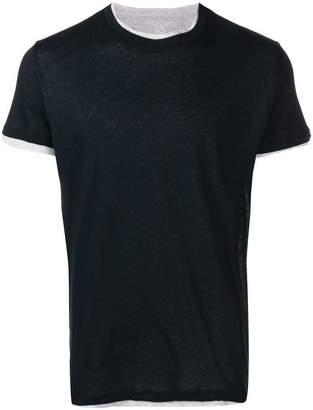 Majestic Filatures layered T-shirt