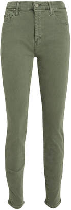 Mother The Looker High-Waist Skinny Jeans