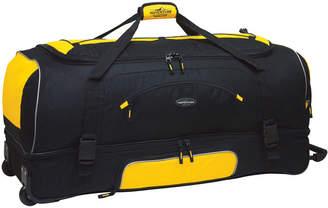 JCPenney Travelers Club Adventure 36 Sport Rolling Duffel Bag