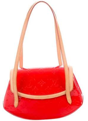 Louis Vuitton Vernis Biscayne Bay PM Rouge Vernis Biscayne Bay PM